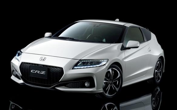 <p>2016 Honda CR-Z</p>