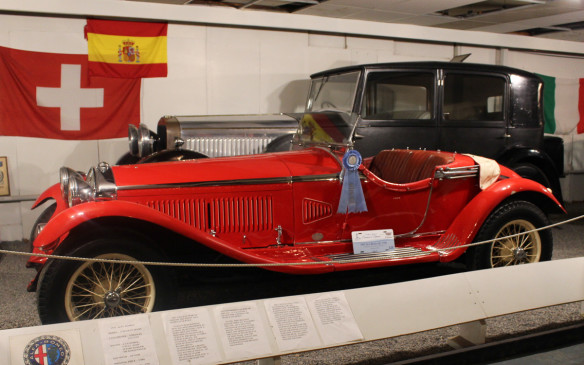 <p>The Alfa was the dominant sports-racing car of its day. Hispano Suiza was a Spanish automotive and engineering firm, known for its luxury cars, although much of its production in the '20s was in France.</p>