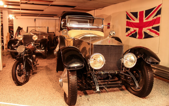 "<p>While Canadian cars are at the heart of the collection, it features non-Canadian models as a well, including several Rolls-Royce such as this stately 1914 Silver Ghost which was used for a Royal Tour of Quebec by the Prince of Wales in 1919. It was part of a multi-car donation to the museum from The McDougald Collection by the family of Canadian financier John A. ""Bud"" McDougald.</p>"