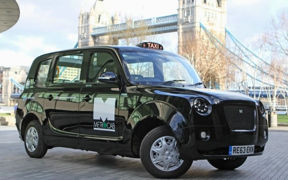 <p>The other primary manufacturer of London Taxis is Metrocab, which started producing Hackney Carriages in 1987, although its parent company – bus-maker Metro-Cammell-Weymann had had a hand in taxi production (under its various captive companies) since the mid-1950s. Metrocab ceased production in 2006, but got back into the Black Cab business in 2014 with an all-electric car in response to the upcoming change in regulations. Its new model is an extended range electric vehicle (similar to a Chevrolet Volt), using two electric motors and having a gasoline fed engine/generator when it runs out of electric charge.</p>