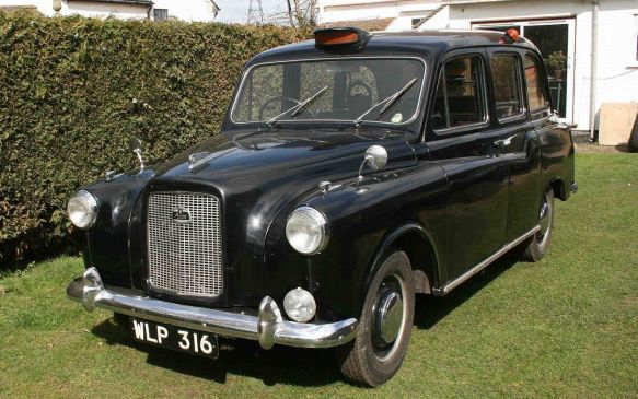 <p>In 1958, Austin updated its Taxicab and the FX4 became the face of the Black Cab – an iconic car that is as instantly recognizable worldwide as a Volkswagen Beetle, Ford Mustang or Porsche 911.</p>