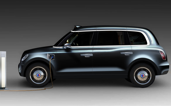 <p>The change in regulations to require electrification also benefited London Taxi, which was able to leverage its parent company's expertise – Chinese maker Geely is one of the most prolific makers of electric cars in the world. Taking effect in January 2018, the new regulations require that all London Taxis and cars for hire be capable of no-emissions motoring for at least 30 miles (48.3 km). The new TX5 is a plug-in hybrid, switching between an electric motor and gasoline-fed combustion engine as needed.</p>