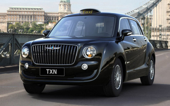<p>The London Taxi TX5 is fairly true to the Geely Englon TXN concept – a study into how the Chinese maker saw the future London Black Cab – introduced at the 2010 Beijing Auto Show. The TXN concept was Geely's vision of the Hackney Carriage as it entered into its second century as a motorized vehicle.</p>
