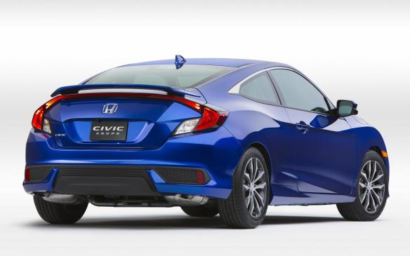 <p>2016 Honda Civic Coupe</p>