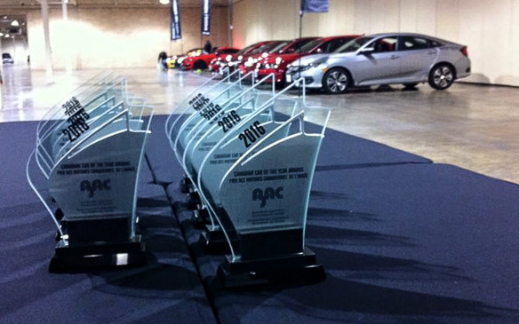 "<p>The Automobile Journalists Association of Canada (AJAC) has announced its choices for ""Best New"" 2016 vehicles in nine different categories.</p>"