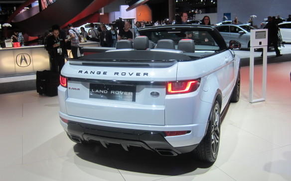 "<p>The poster car for the question ""Why!"" among production vehicles, however, has to be this Range Rover Evoque Convertible. Nissan already proved it's an empty concept with its drop-top Murano. Then again, anything with a Land Rover badge seems to sell these days, especially in Los Angeles.</p>"