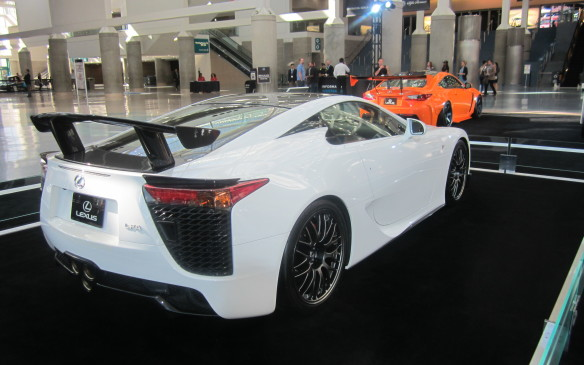 <p>The 2015 Los Angeles auto show hosted a broad array of vehicles that were the stuff of dreams. There were, however, some aberrations and downright oddities mixed in with the glitz and glamour and a few that could be described only as nightmares. Here are some cars that we found to be... outside the norms.</p>