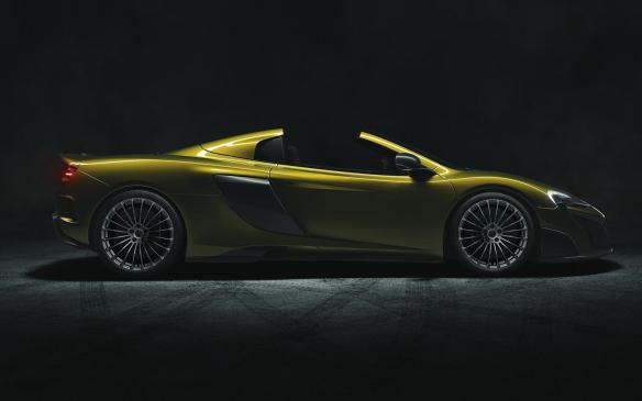 <p>2015 McLaren 675LT Spider</p>