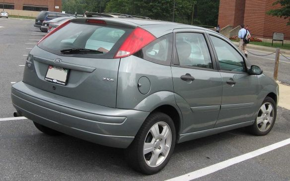 <p>Ford's 2005 Focus ZX5 was third on that list, adding a little zest to the thieves' selections.</p>