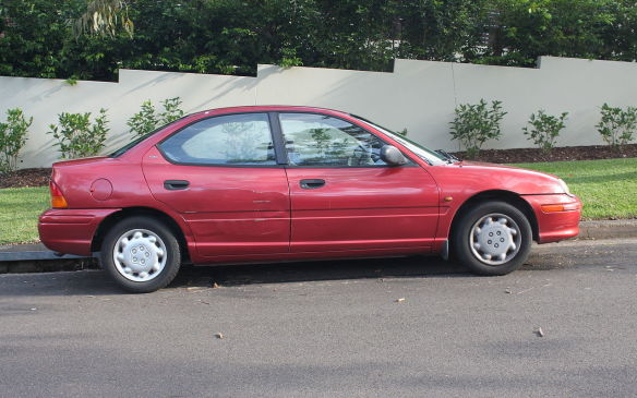 <p>Second on the Atlantic list is the 1998 Dodge/Plymouth Neon – almost certainly a case of keys in ignitions - or a need for parts.</p>