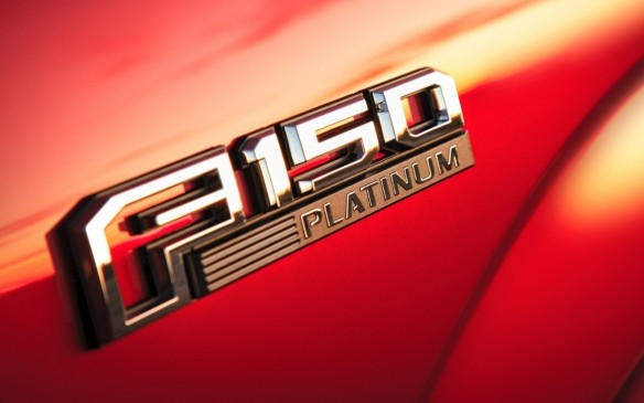 <p>When Ford switched to aluminum for its best-selling F150 pickup, the world – and the competition – stood up and took notice. But, they might not have caught the irony of naming the top trim level after another metal – Platinum.</p> <p>It suits, as this F-150 SuperCrew's starting price is $67,000! With a few options, it can top $78,000 including freight.</p>