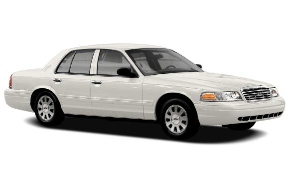 <p>Ford Crown Victoria</p>