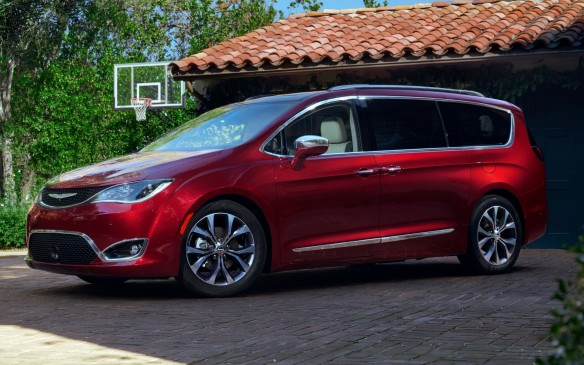 <p><strong></strong>The sixth-generation of Chrysler's ubiquitous minivan gets a new name</p>
