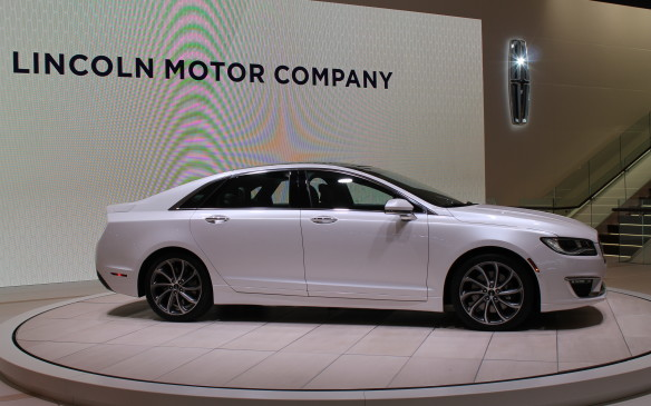 <p>The last word, perhaps, should go to Lincoln, which introduced a thoroughly modern production rendering of an iconic American sedan with its new Continental.</p>