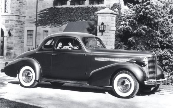 "<p>What Buick learned from those early racing experiences was channeled into its production cars, particularly its advanced-for-the-time overhead-valve engines. It introduced straight-eight engines in 1931, but it was the 1938 Century model that set a new performance benchmark. Dubbed Dynaflash 8, the 320 cubic-inch (5.2-litre) straight-eight featured domed pistons that contributed to an 11-hp increase over its immediate predecessor – enough to push the big car past the ""century mark"" to 103 mph (166 km/h). Hence the Century name, which survived for almost 70 years, although its origins wee long forgotten except for historians.</p>"