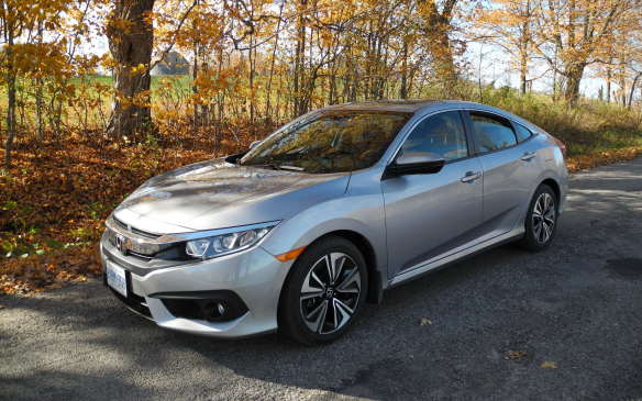 <p>For the 18<sup>th</sup> consecutive year, the Honda Civic was Canada's best-selling car, although it was only the third-best-selling vehicle overall, behind the Ford F-Series and Ram pickups.</p>