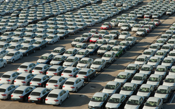 <p>Total sales of 1,898,485 new cars, trucks and utility vehicles in Canada in 2015 set another all-time record, but passenger car sales actually fell during the year, including those for most of the ten best-selling cars. Here's how they fared as individual models.</p> <p>(All sales figures quoted courtesy of DesRosiers Automotive Consultants)</p>