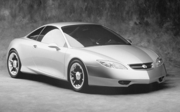 <p>Back in 1995, Acura debuted a sporty little concept to replace both the luxurious Legend and the sporty Integra coupes. It showed some funky futuristic styling, with a bulbous greenhouse and intricately moulded panels, riding on carbonfibre/aluminum wheels (18-inch in front and 19 on the rear). It was intended as an all-new car designed, engineered and built in North America for North Americans.</p>