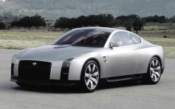 <p>At the 2001 Tokyo Motor Show, Nissan showed off its Skyline GT-R replacement for the 21st Century. The GT-R was a rather subdued supercar and the concept showed a bit more flair while retaining somewhat conservative bodylines. Not much was revealed about the performance potential of the new car (though the grille size suggested a fairly large powerplant), but did offer glimpses of room for four and exceptional raceability (due to the massive tires).</p>