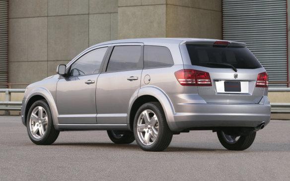 <p>2009 Dodge Journey</p>