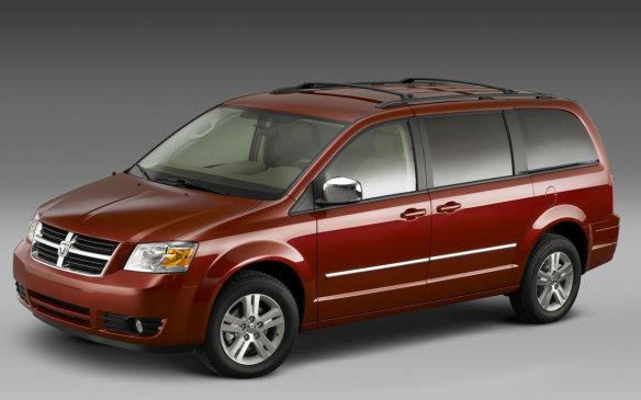 <p>2008 Dodge Grand Caravan</p>