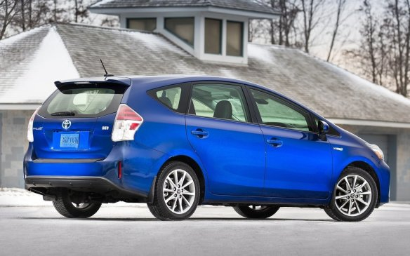 <p>One of six Toyota vehicles to win segment Residual Value Awards</p>
