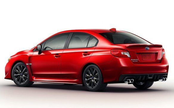 <p>One of three Subaru segment Residual Value Awards</p>