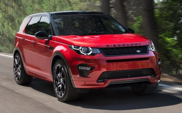 <p>One of two Land Rover segment Residual Value Awards</p>