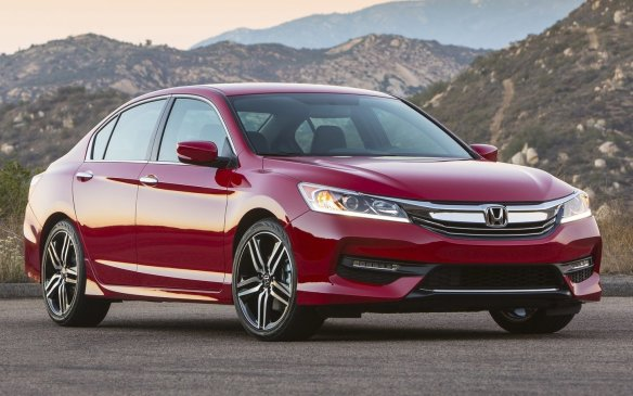 "<p>While the mid-size sedan market as a whole is shrinking, Honda's venerable Accord has enjoyed renewed popularity with 2,927 cars sold in Q1, up 25.5%, making it #31 on our list – ""with a bullet!""</p>"