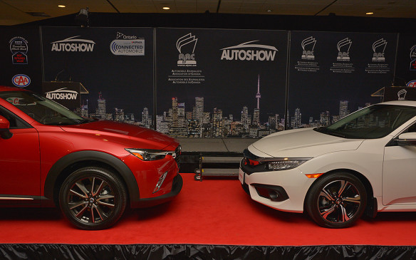 AJAC Canadian Utility Vehicle and Car of the Year
