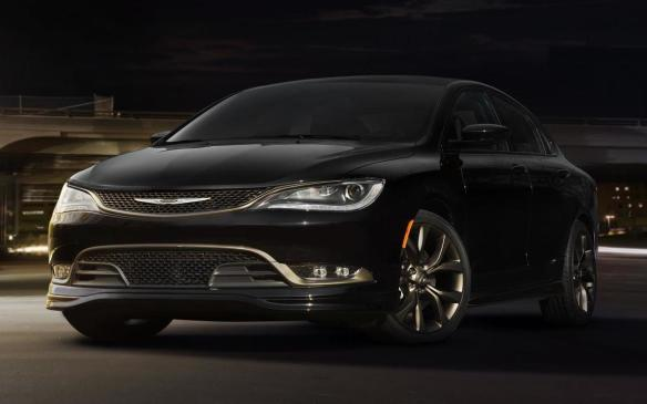 <p>Chrysler 200S Alloy Edition</p>