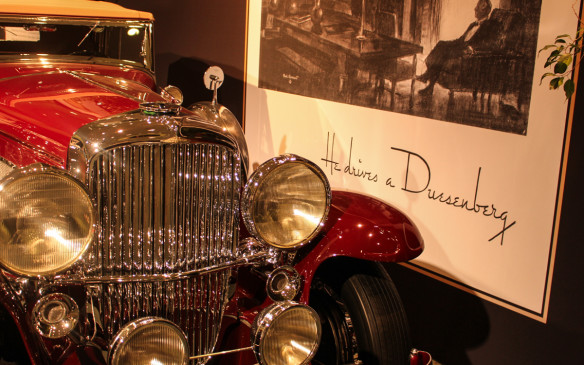 <p>The fact the Duesenberg ad doesn't even feature a car attests to the elite status the brand represented.</p>