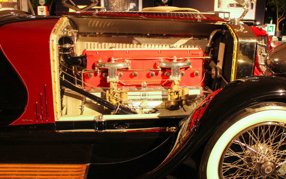 <ol> <li>Isotta Fraschini was the first automaker to offer a production car with a straight-eight engine, in 1912. The Tipo 8A introduced a new 7.3-litre straight-eight engine that, in top-level S trim, produced up to160 horsepower, making it the most powerful mass-produced straight-eight engine in the world at that time.</li> </ol>