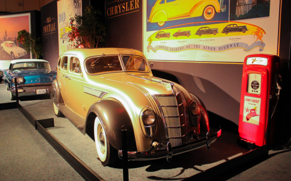 <p>So different were the Airflow's looks that it didn't sell well and the styling was dialed back slightly for '35 and more in later years. By 1937, the Airflow was little more than a footnote in Chrysler's ads.</p>