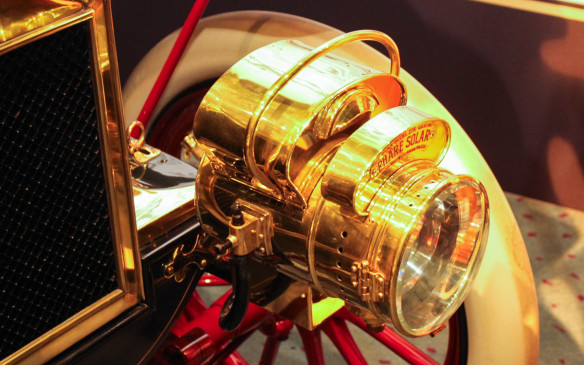 <p>It was called the brass era for good reason!</p>