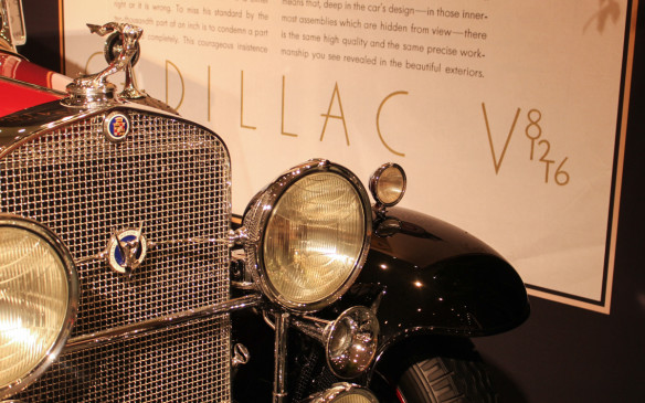 <p>Cadillac added a V-12 engine to its existing V-8 and V-16 lineup in 1931. The V-12 models are the rarest of the three as they were built only from 1931 to 1937. This car is one of just 91 V-12 Roadsters built in 1931. A similar roadster was used as the pace car for the 1931 Indianapolis 500.</p>