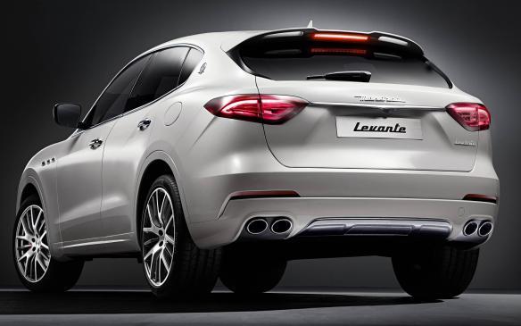 <p>Maserati Levante</p>