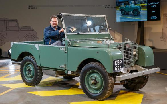 <p>Initially intended to only be built for only two or three years until post-war Rover car production could be ramped up, the first Land Rover Series was in production for a decade, starting in 1948 with an aluminum bodied, steel-box chassis 4-wheel drive vehicle introduced at the Amsterdam Motor Show.</p>