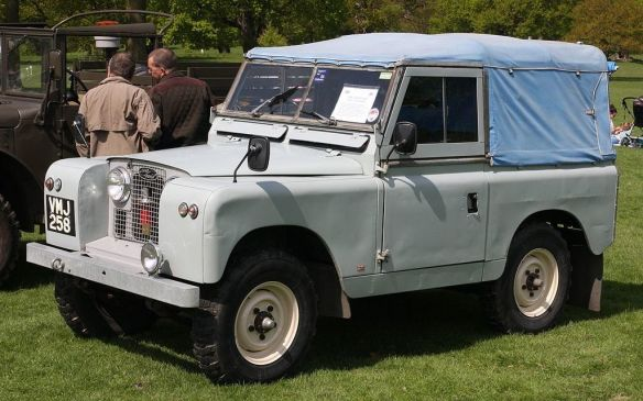 <p>After 10 years of production, the original Land Rover was recreated for a Series II, staying true to the original design and intent, mostly, but growing to 88-inch and 109-inch wheelbases. The short wheelbase version of Series I had grown to 88 by the end its run (from 80 originally, and then 86), while the LWB was 107 inches.</p>