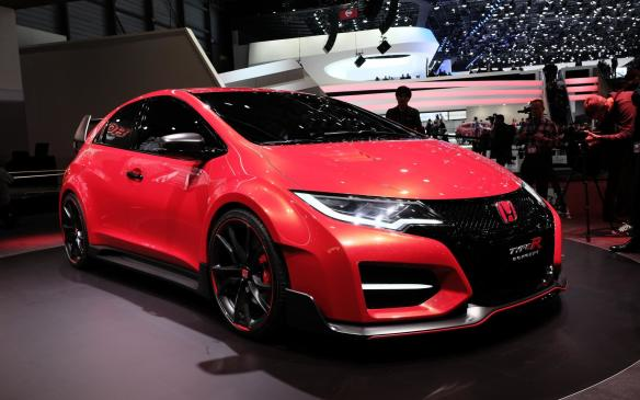 <p><strong>Honda Civic Type R </strong></p>