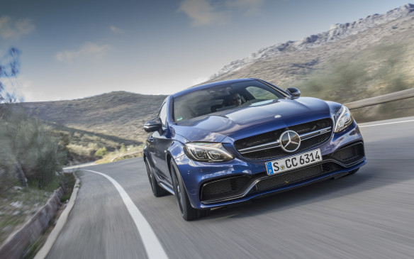 <p><strong>Mercedes-AMG C 63 Coupé</strong></p>