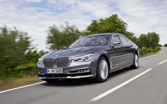 <p><strong>BMW 7 Series</strong></p>
