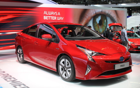 <p><strong>Toyota Prius</strong></p>