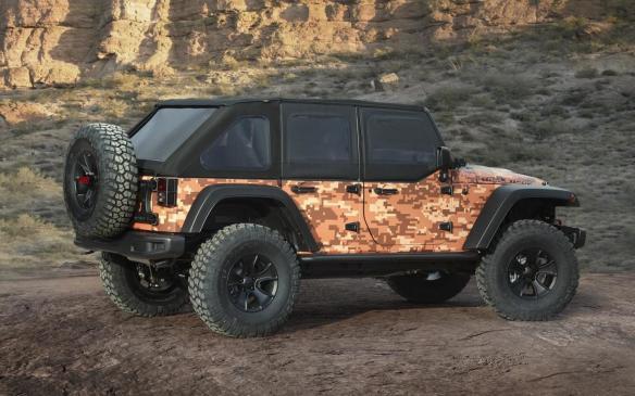 <p>Jeep Trailstorm Concept</p>