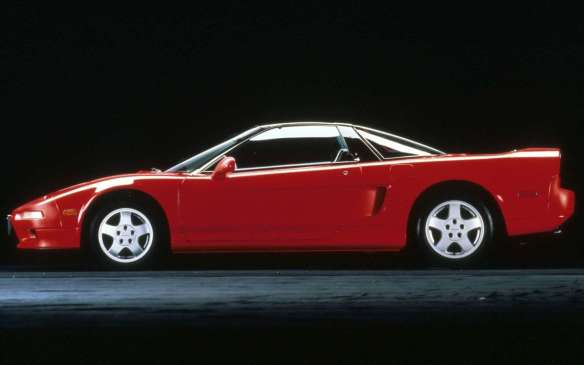 <p>At the 1989 Chicago Auto Show, the NSX debuted to tremendous publicity owing to Honda's tremendous success on racetracks around the world (most notably in Formula 1, at the time) and tapped into that talent, including world champion Ayrton Senna in developing the car. It was the first production car to feature an all aluminum body.</p>