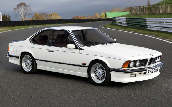 <p>In 1985, BMW took the popular 6 Series coupe and dropped in the 272-hp 3.5-litre inline-6 from the mid-engined M1 supercar, creating the M635CSi (sold as the M6 in North America). The engine was tuned to deliver 286 hp, and when combined with the legendary balance of the 635CSi, produced one of the most desirable coupes ever sold, despite its subdued outward appearance.</p>
