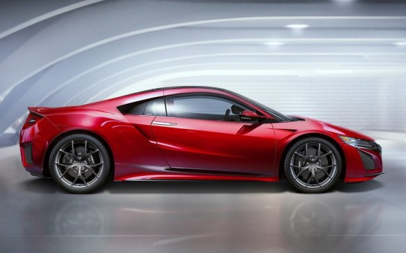 <p>The 2017 Acura NSX will begin serial production in late April with customer deliveries rolling out soon after.</p>