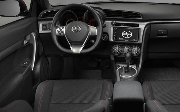 <p>Scion tC Release Series 10.0 interior</p>