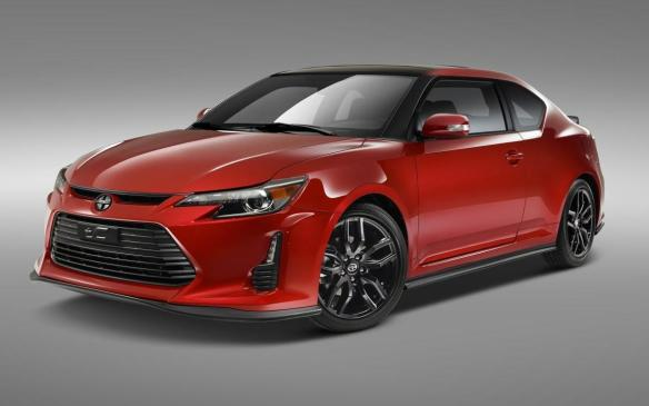 <p>Scion tC Release Series 10.0</p>
