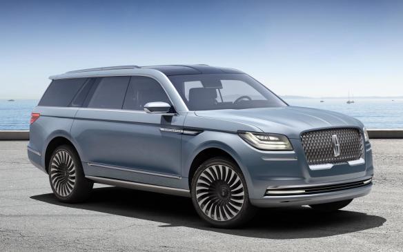 <p>Lincoln Navigator Concept</p>